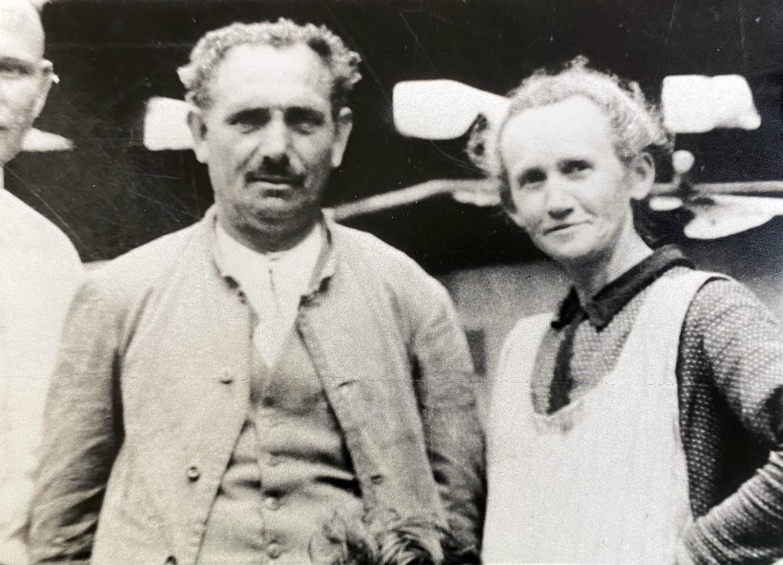 Peter und Margareta Bayer