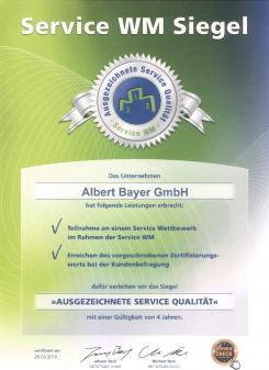 Service WM Siegel