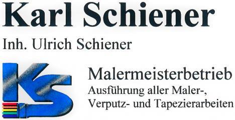 Karl  Schiener Malermeister